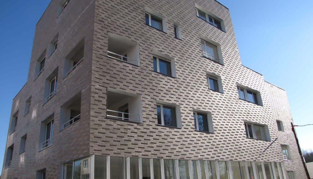 Epinay transparent Silver - Architect Atelier du Pont