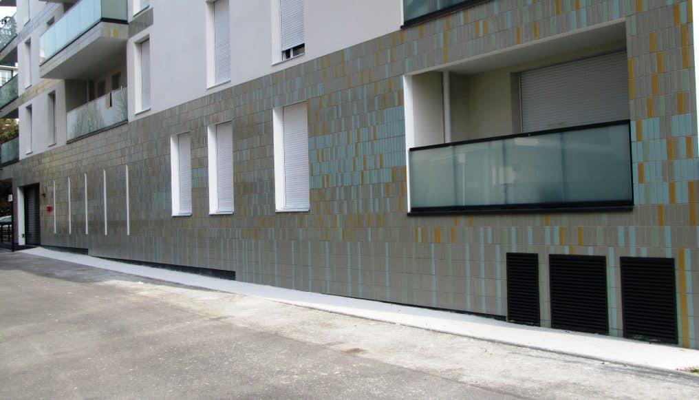 Vitry - Multicolored - Architecte F. Lebard