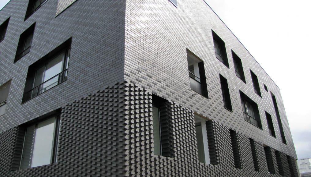 Ivry Confluence - Noir  et Montnoir - Architecte  : Atelier du Pont