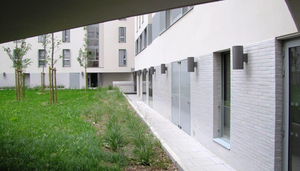 Nanterre - Gris spécial - Architecte E Colboc