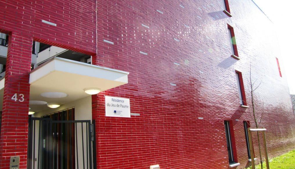 Créteil Rouge spécial - Architecte J. Menninger