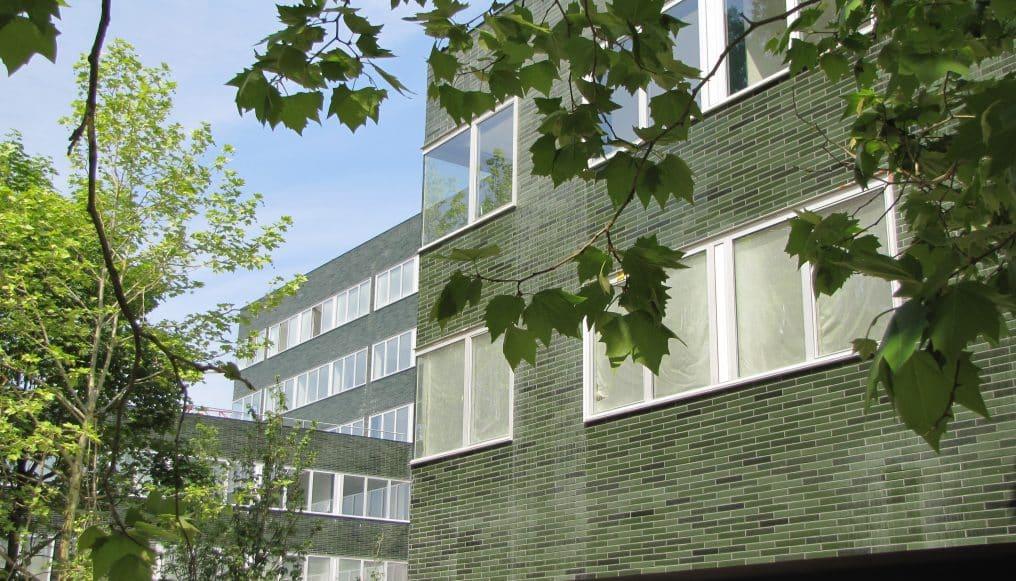 Emaillées Eucalyptus et Sapin - DATA architectes - Bagnolet