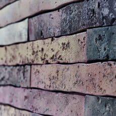 mur brut de four